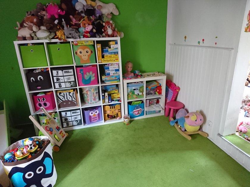 Kinderzimmer Aufräumen–Therapie oder Wahnsinn? – Bärchenmama